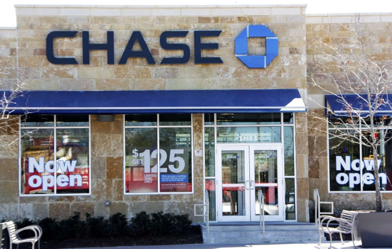 Chase Bank, S. Congress Ave., Austin, TX
